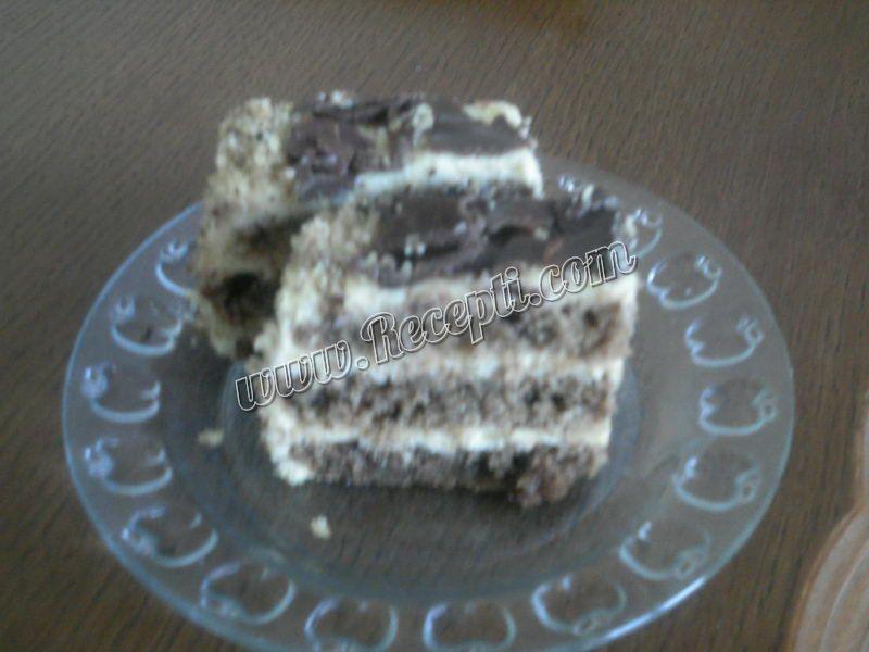 Posna fanta torta