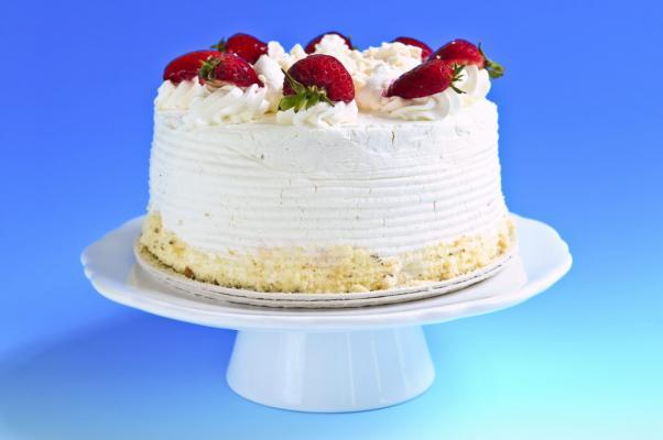 Voćna torta sa jogurtom
