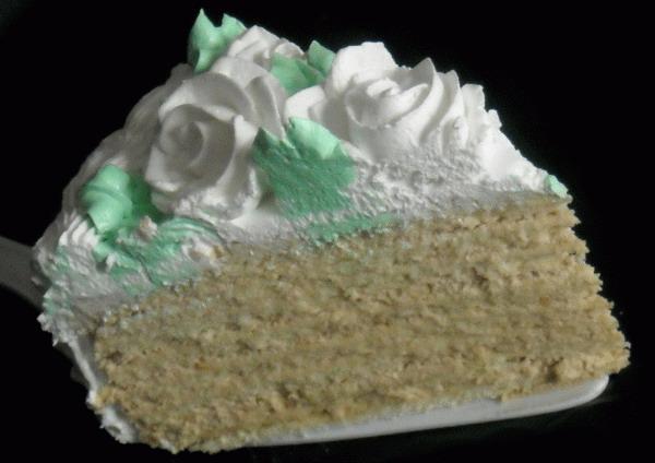 Pahulja torta
