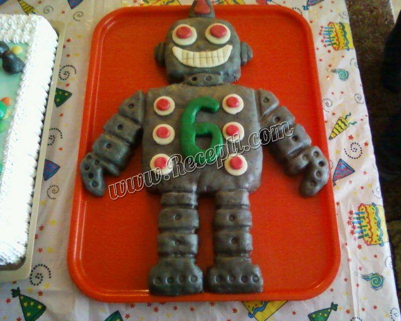 Jafa robot