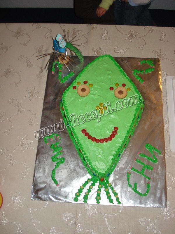 Enijeva zmaj torta