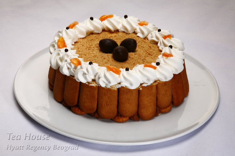 Charlotte Plazma torta