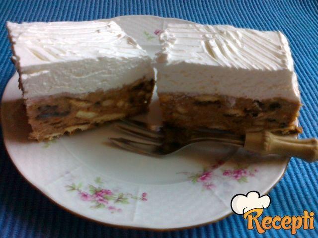 Jaffa-plazma torta