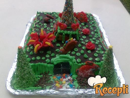 Torta slatka bašta