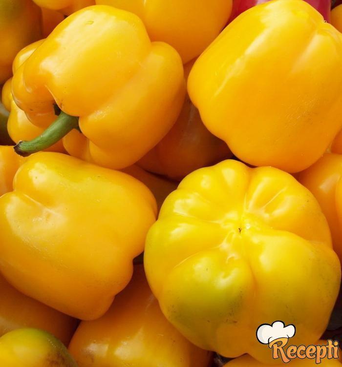 Paprika somborka u paradajz sosu
