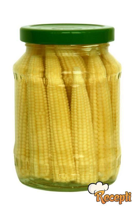 Mladi kukuruz za zimu