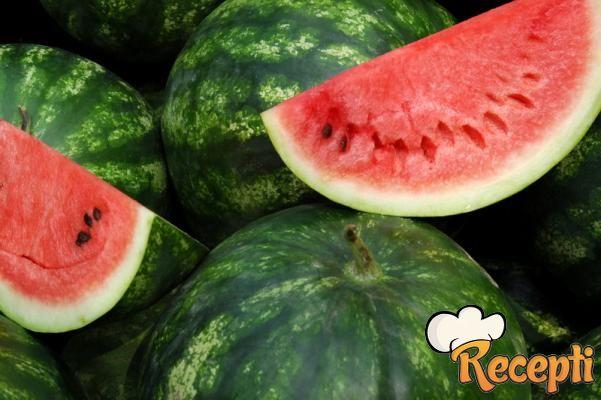 Slatko od lubenice