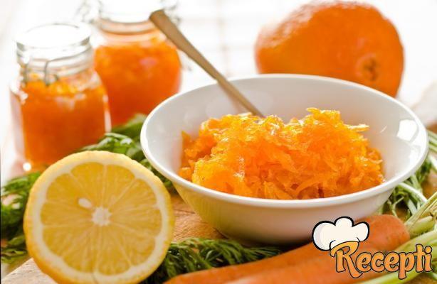 Marmelada od šargarepe