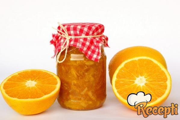 Slatko od pomorandži
