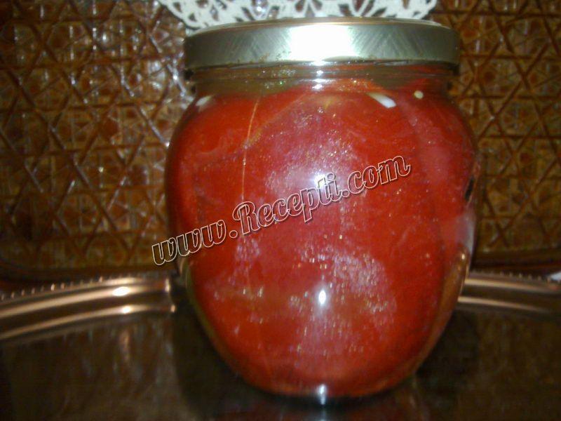 Fileti paprike u sopstevnom soku
