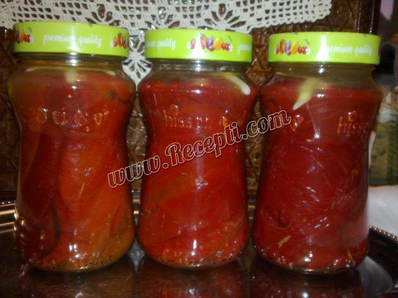 Hrskavi fileti paprike sa medom