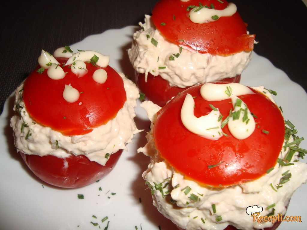 Punjeni paradajz (2)
