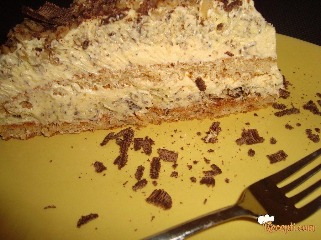 Moja nugat torta