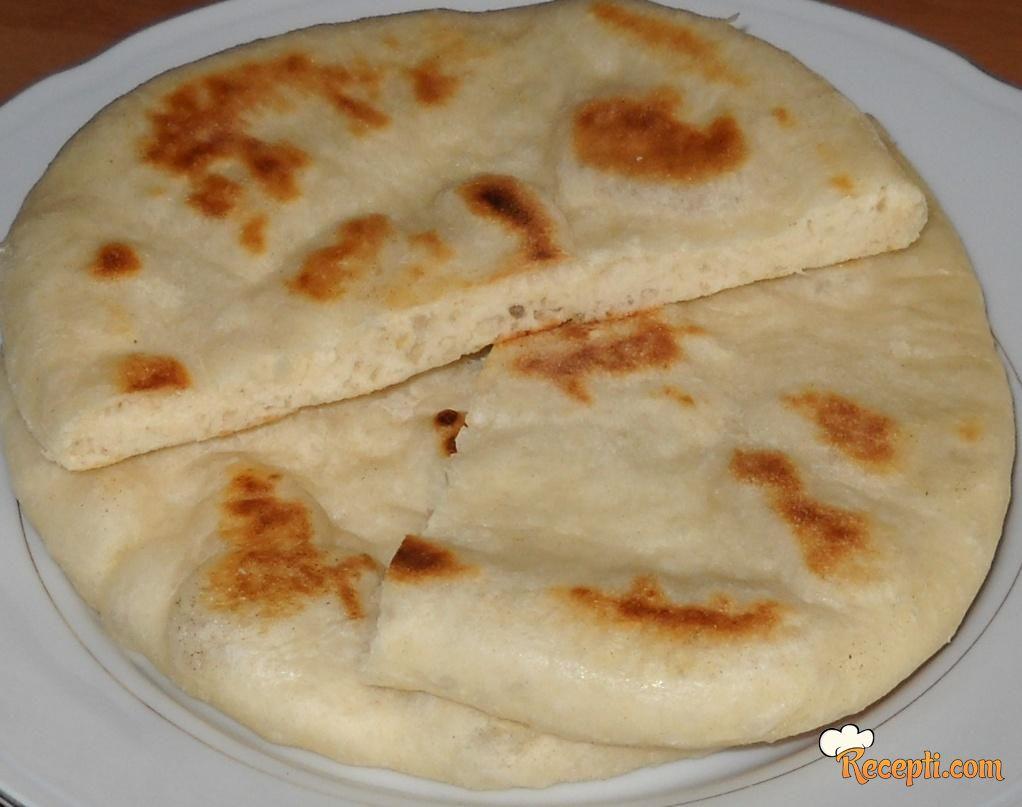 Bazlama (Turski hljeb)