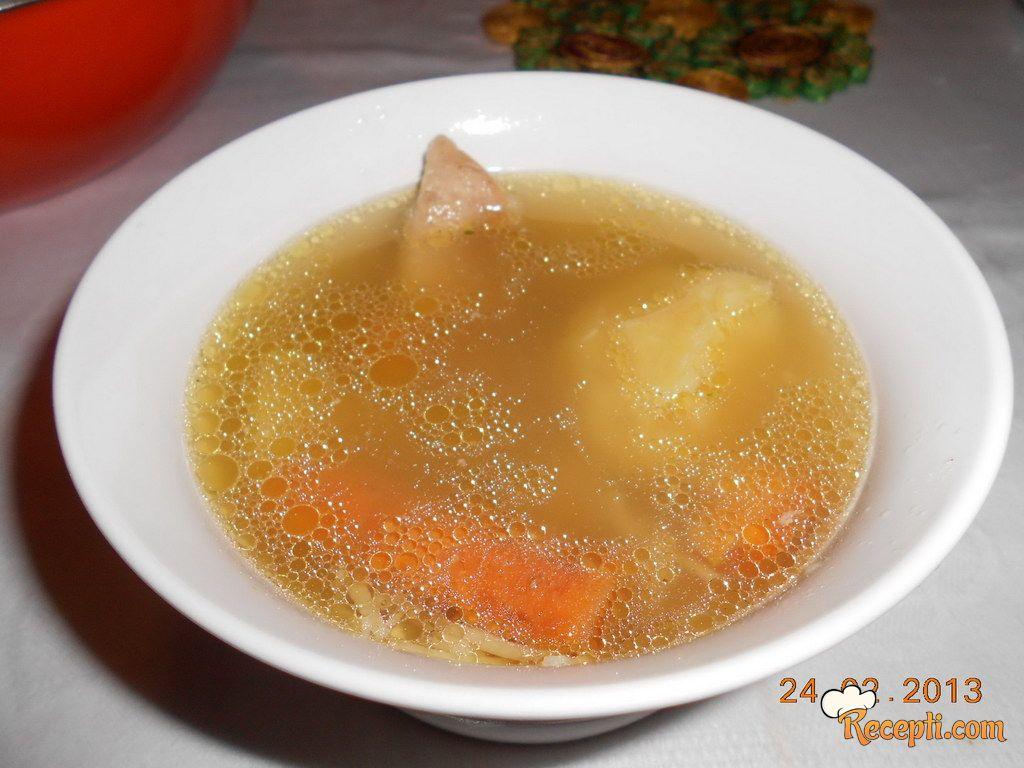 Domaća supa