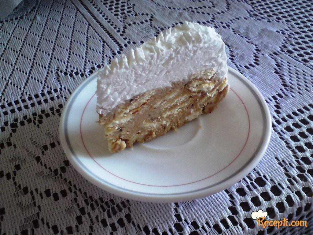 Brza jogurt torta