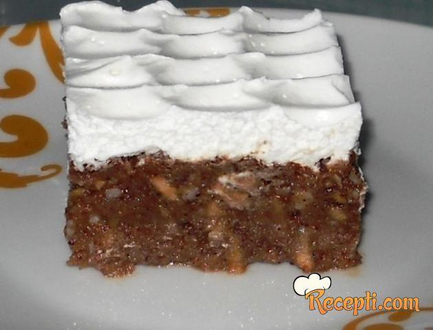 Najsočniji rogač kolač