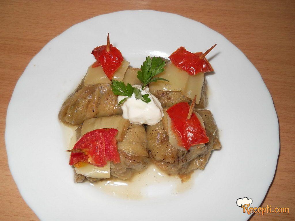 Kebab s patlidžanom