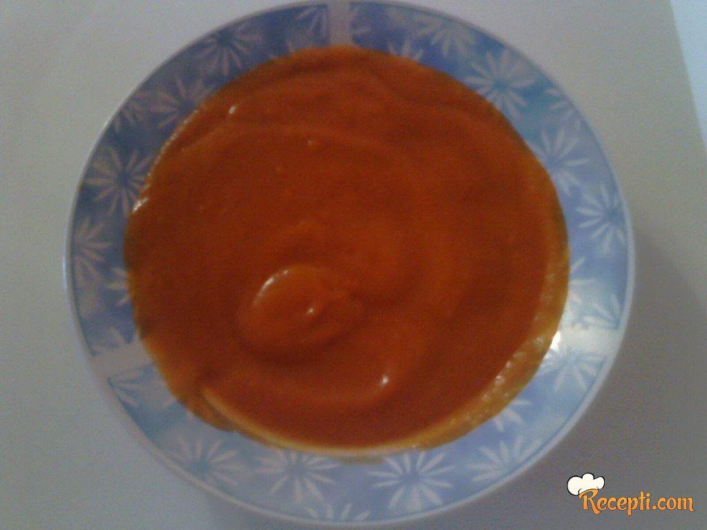 Paradajz sos sa kečapom