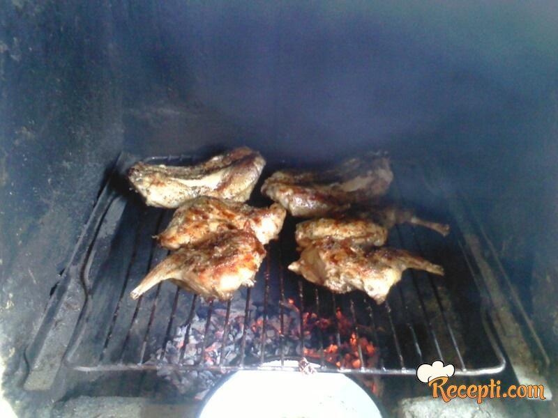 Zec na roštilju