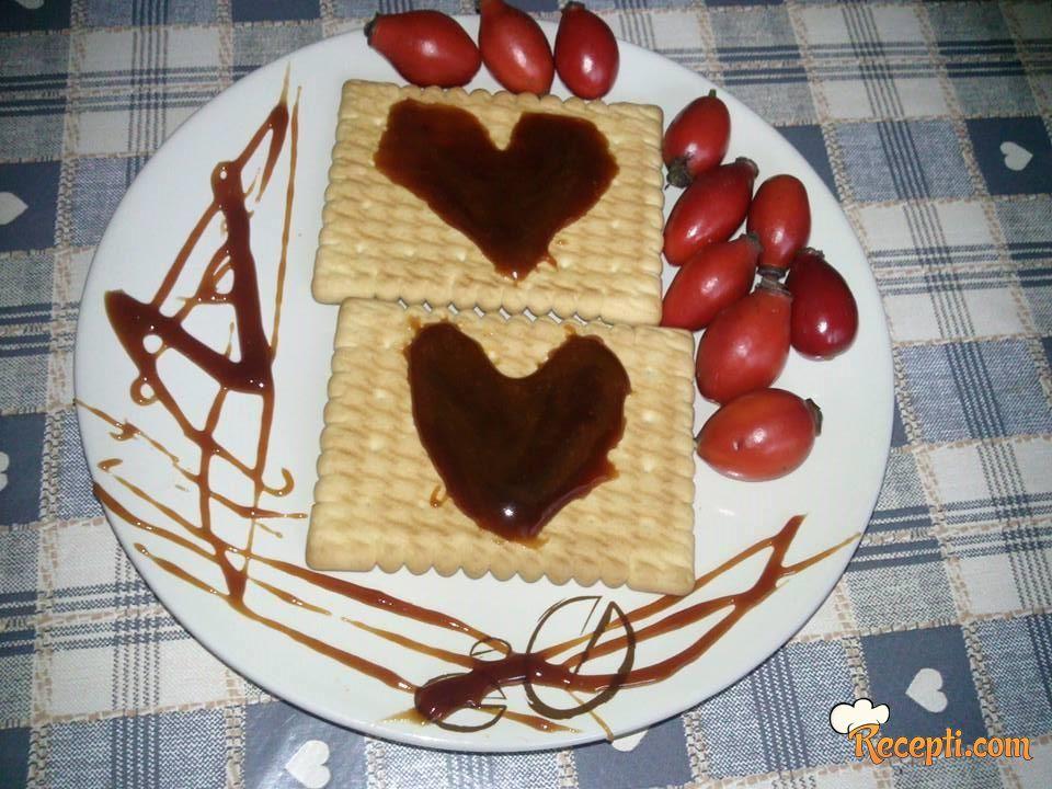 Šipak marmelada