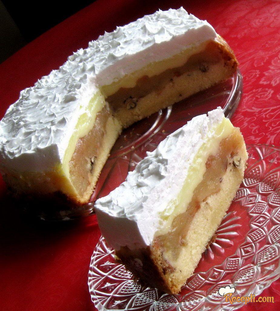 Torta sa jabukama (4)