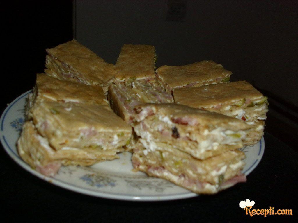 Slana Torta Oblande Zoom