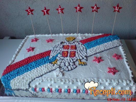Kikina torta