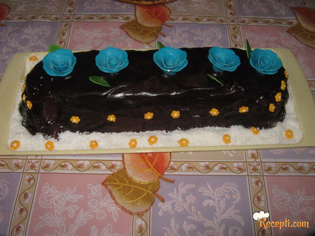 Pećina torta (posna torta)