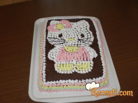 Čoko moko torta (3)