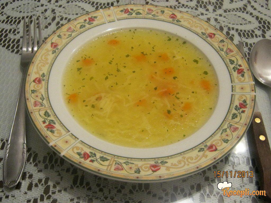 Domaća supa (4)