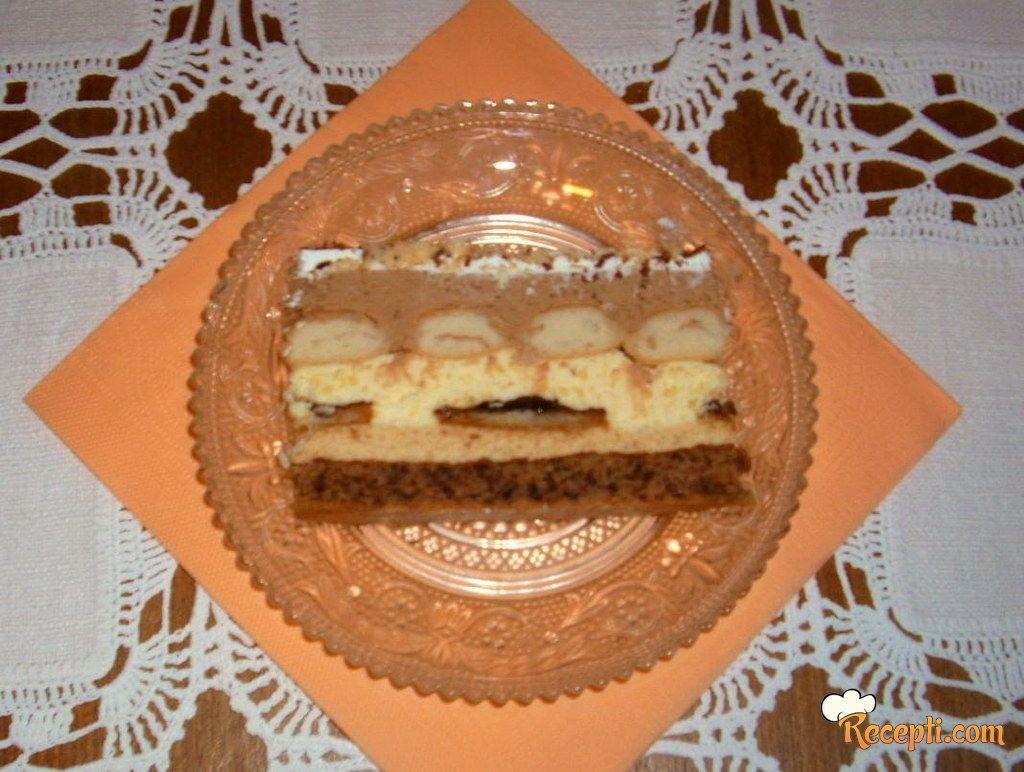 Lidijina Bingo torta