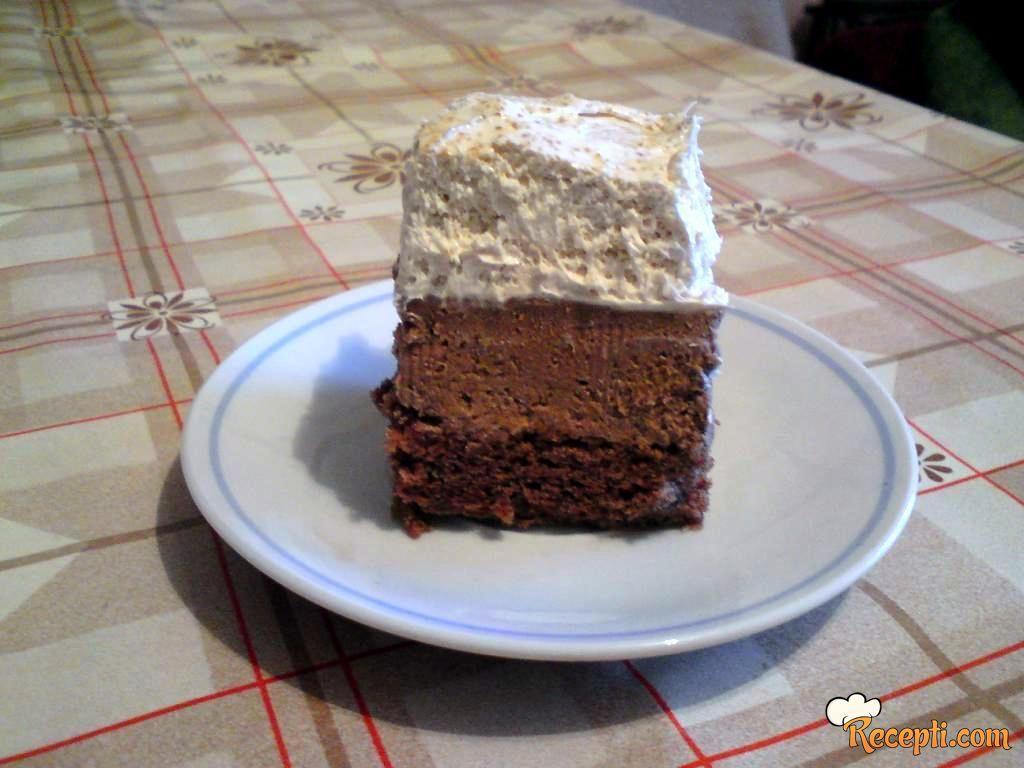 Nescaffe kolač