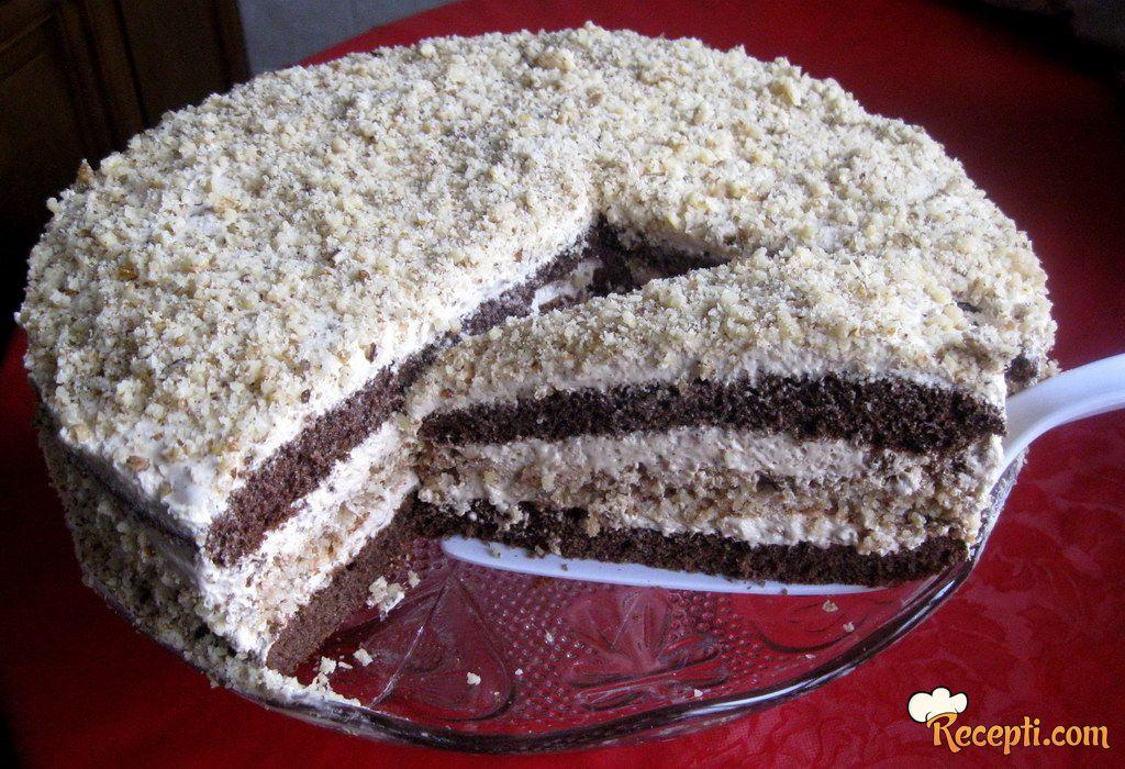 Torta sa ukusom kafe