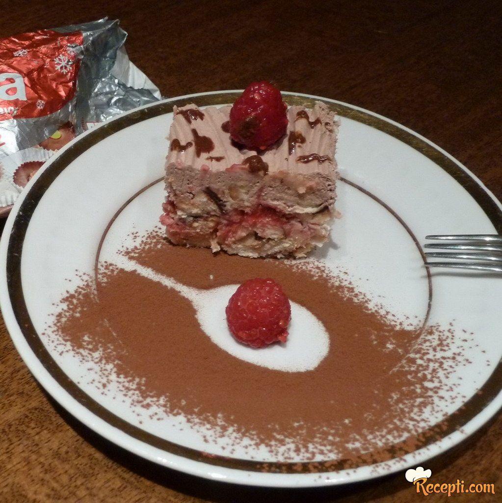 Fantastičan kolač od malina