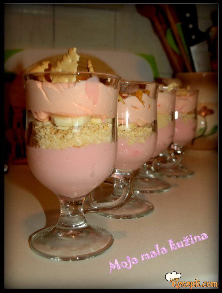 Rozi dezert