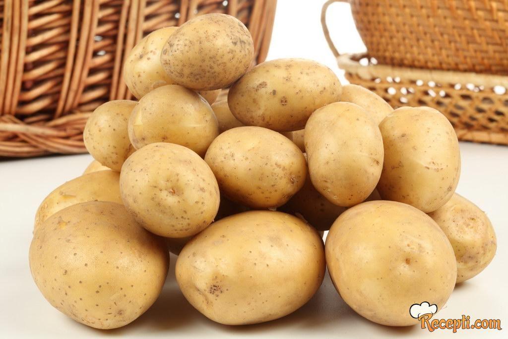 Brzi, dijetalni, krompirići :)