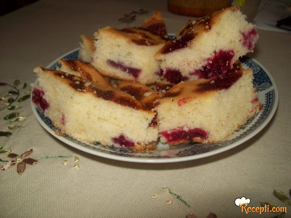 Posan pegavi kolač