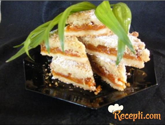 Rođendanski kolač za Mr.D kajsijski