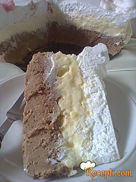 Bajadera torta (2)