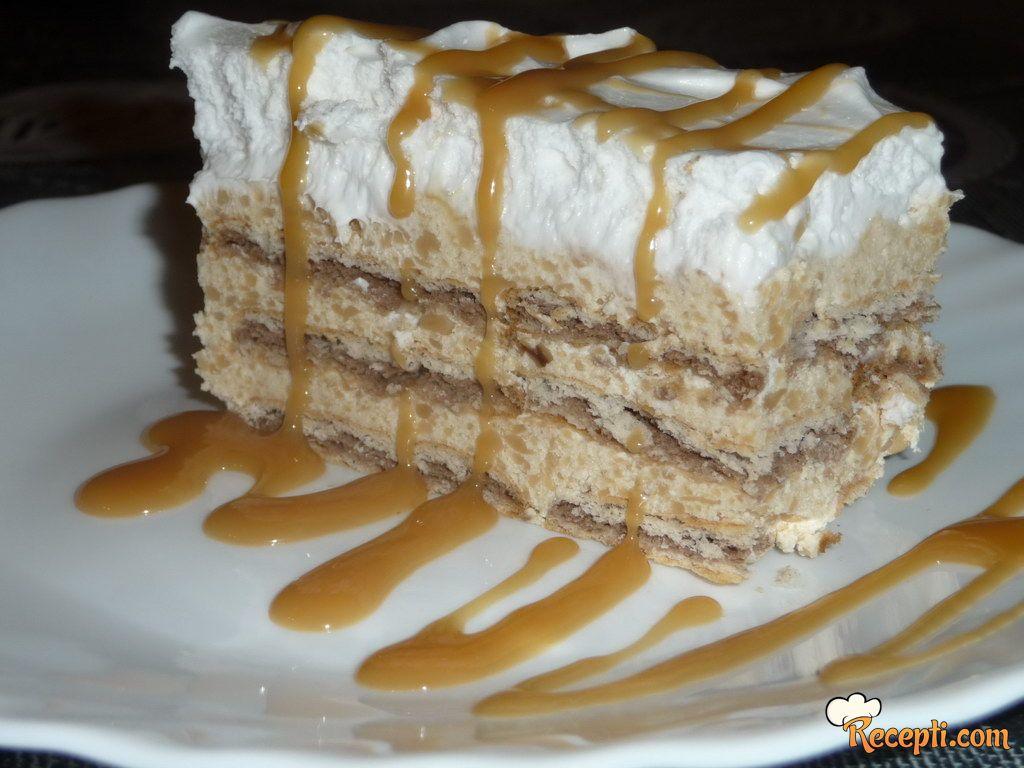 Torta sa turskim keksom (2)