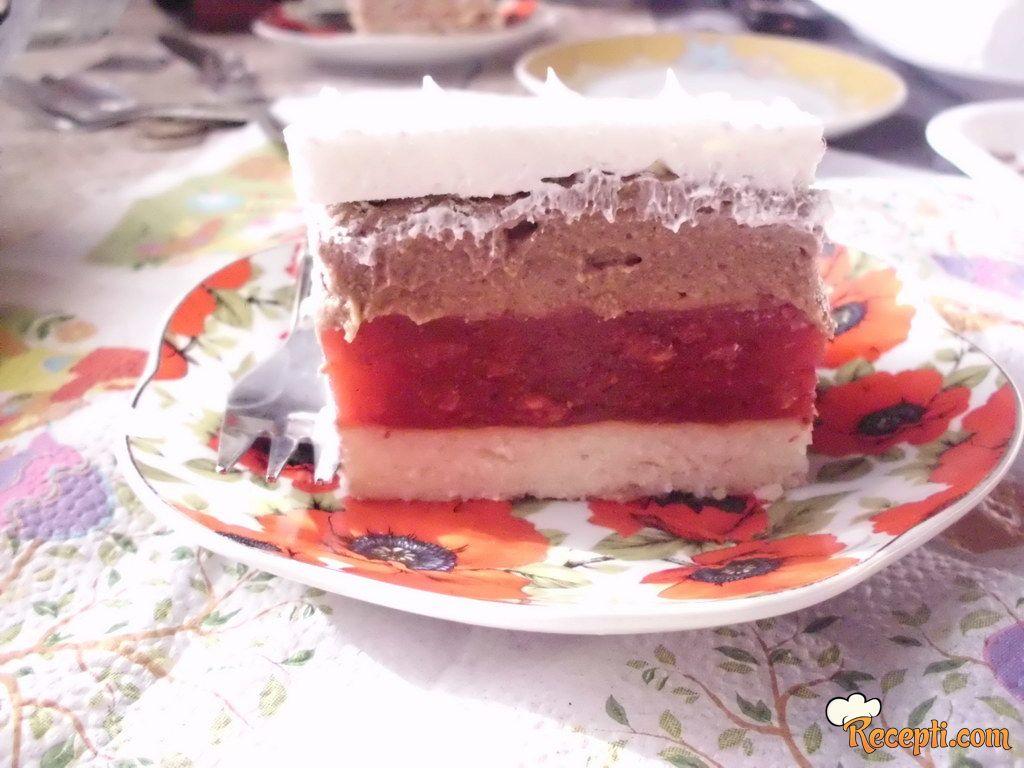 Kapri torta (6)