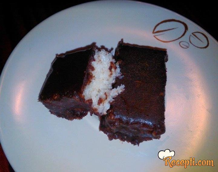 Bounty čokoladice