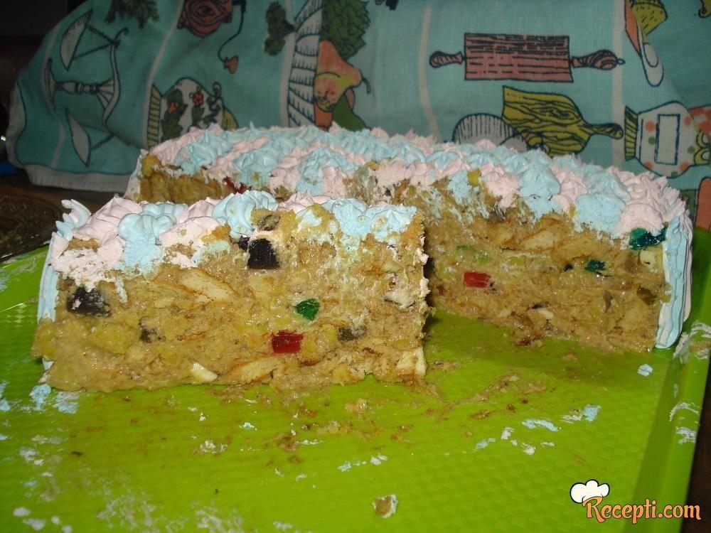 Lady D (Ledi Di) torta
