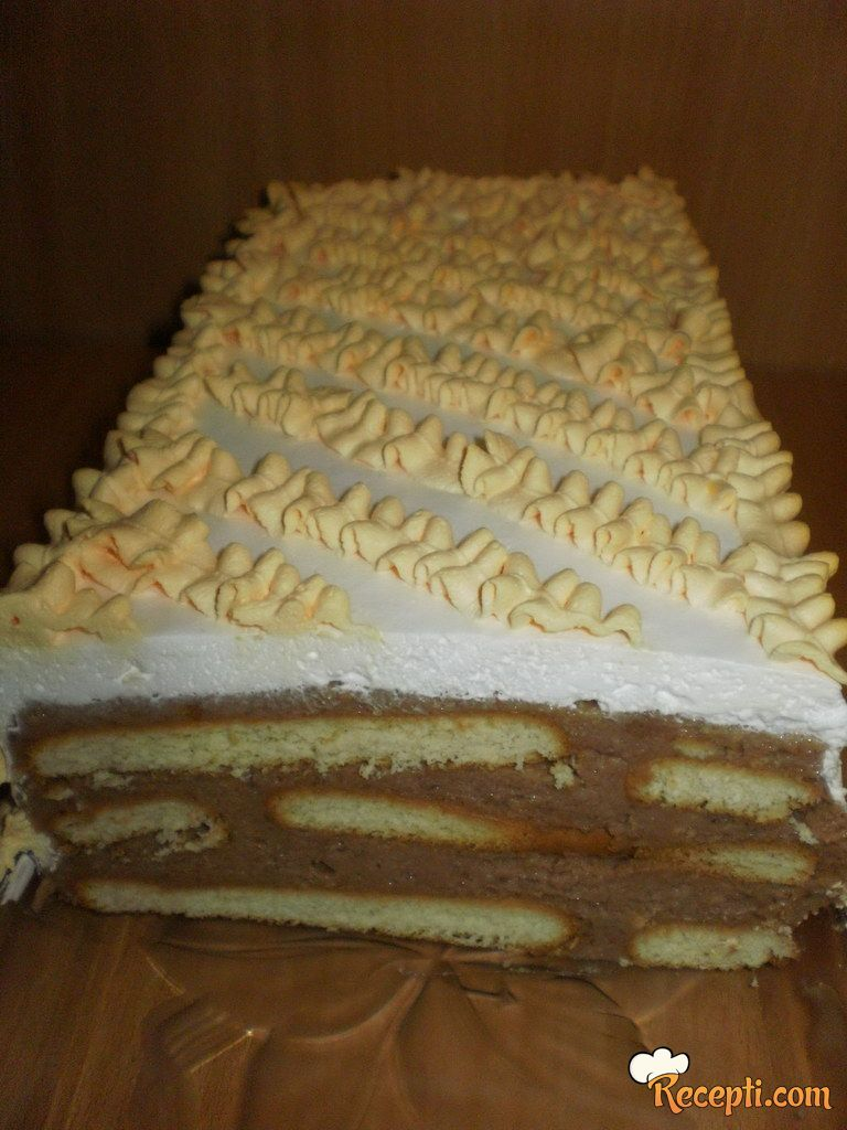 Čoko-plazma tortica (kolač)