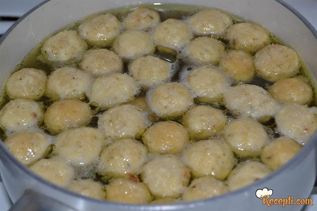 Kuglice za supu