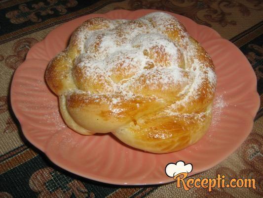Recept: Brioche peciva - Recepti.com