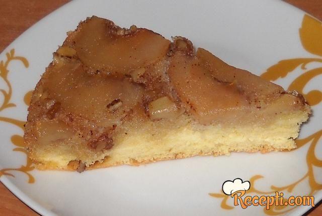Grčki kolač sa jabukama