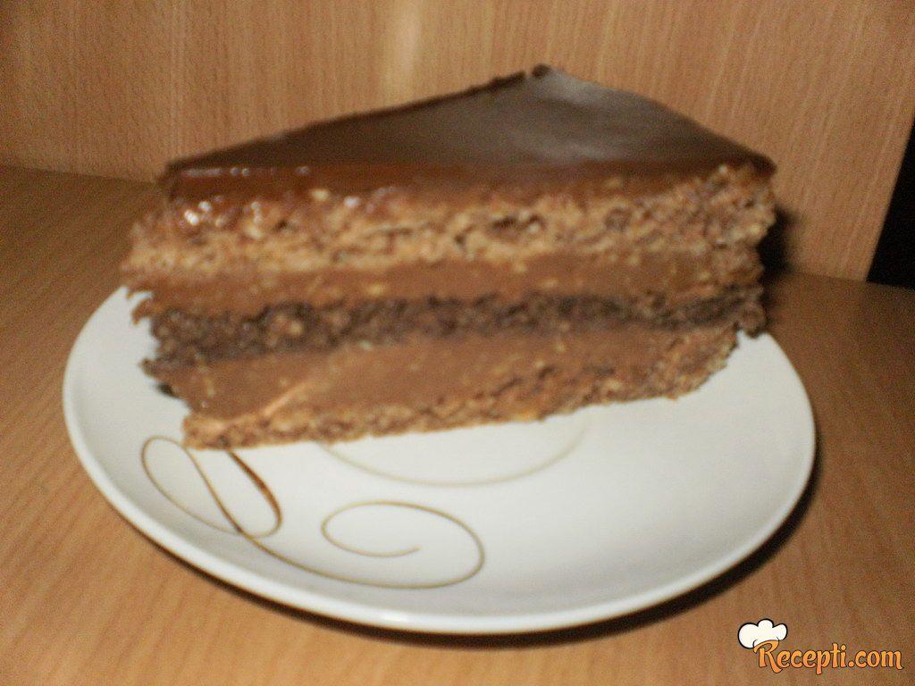 Snikers torta (4)