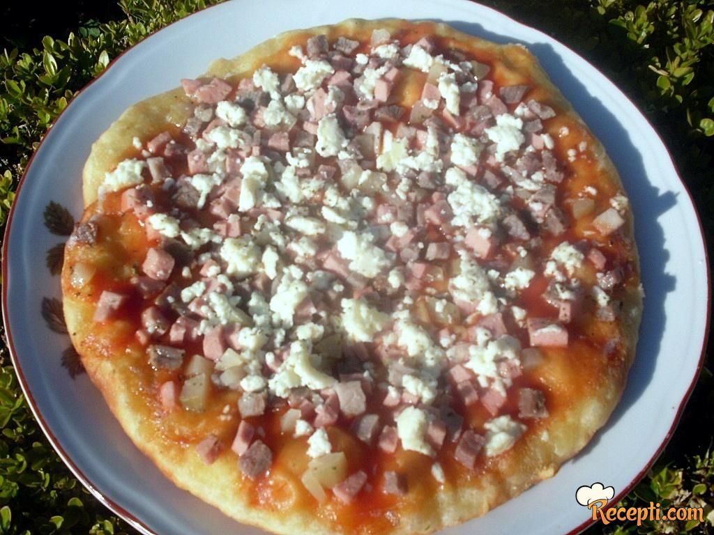 Pica iz tiganja